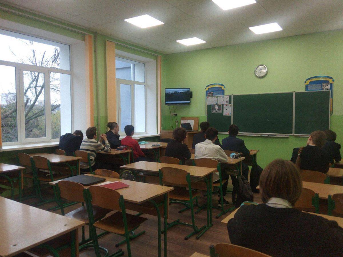 До 77 річниці визволення Києва